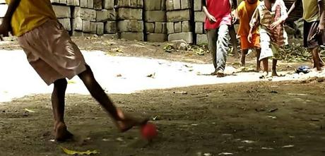 El Mundial de Fútbol del pueblo, el balón de la esperanza