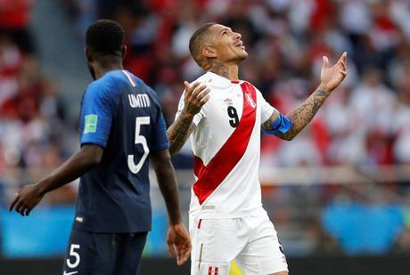 Rusia 2018: Perú quedó eliminado del Mundial tras caer por la cuenta mínima ante Francia