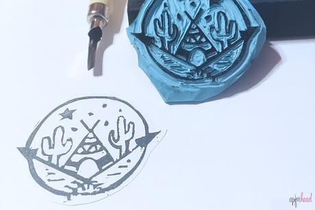DIY: Carvado de sello.