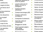 Consejos para Vida Ecológica, Verde Sostenible