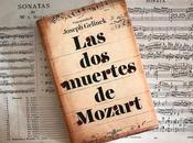 'Las muertes Mozart' Joseph Gelinek