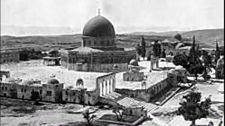 La tierra de Israel, antes del sionismo.