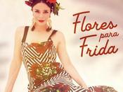 "Flora martínez deleita ""flores para frida"""