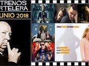 "Estrenos Semana Junio 2018 Podcast 4x38 Perfil Hitchcock"""