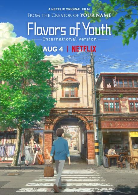 """Flavors of Youth"": Shikioriori llegará a Netflix"