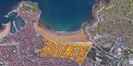 La generación de un barrio desde los espacios de ocio: el caso de La Arena en Gijón