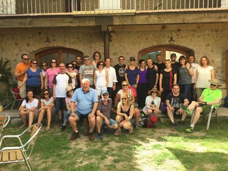 Foto grupo El Celler del Roure