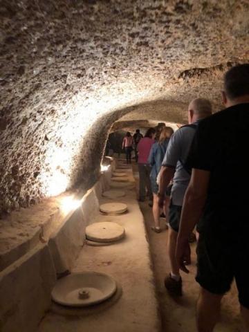 Excursión visita El Celler del Roure (Moixent, Valencia) 17 de junio de 2018