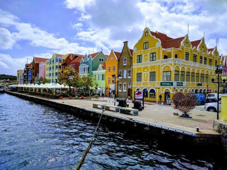 Willemstad de día. Curazao