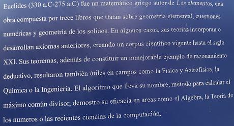 Callejero Matemático Español: Estamos de vuelta