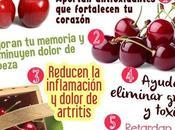 Cuídate puñado cerezas