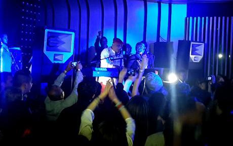 Archivo de la Chalupa: video de JOE BATAAN en concierto (Bogotá, 2015)
