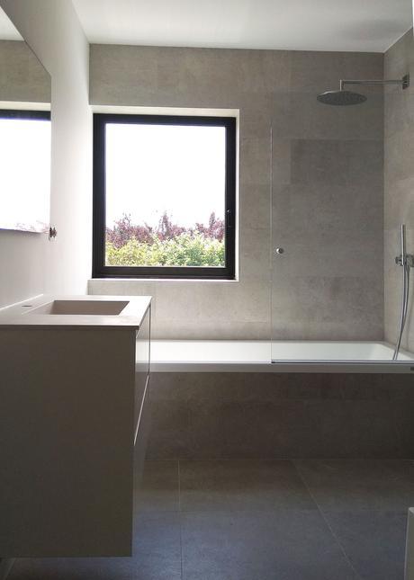 Diario de obra: cuartos de baño, alicatados y mamparas - Paperblog