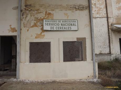 El Silo de los cereales