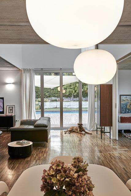 Casa minimalista en soto del real madrid paperblog - La casa del puzzle madrid ...