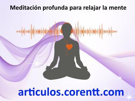 meditación profunda