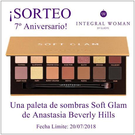 ♥ Sorteo 7º Aniversario Integral Woman by Gladys y ¡Sorpresa Extra!