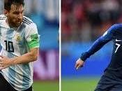 Argentina Francia Vivo, Mundial Rusia 2018