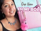 ¿Que llevo bolso? Ediciòn Verano- Aracelli Vlogs