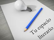 espacio literario, nueva sección Palabras Descarriadas