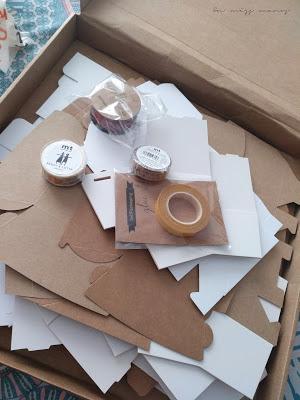 Decoración con Selfpackaging para el DIYHunters Day