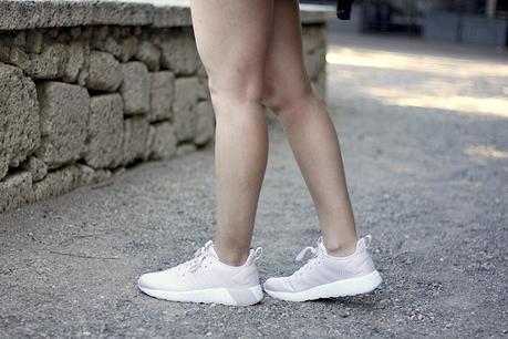 Shorts y tenis
