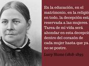 Luchando propia identidad, Lucy Stone (1818-1893)