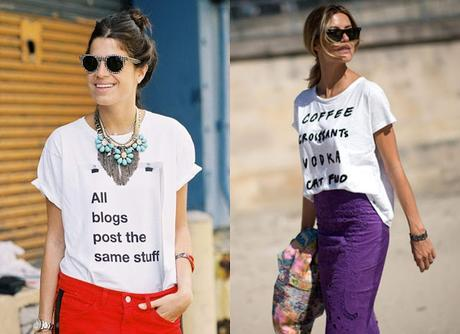 GRAPHIC T-SHIRTS   MESSAGES