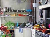 Ideas para decorar cocina multicolor