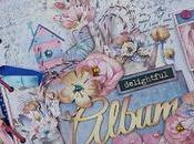 Tutorial Scrapbooking: Album Mixed Media patrocinado Kora Projects