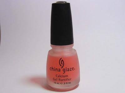 Gel fortalecedor con Calcio para uñas   China Glaze