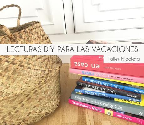 LECTURAS DIY PARA EL VERANO