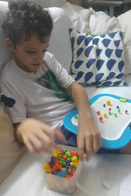Juegos que estimulan: los Pinchos. Aplicaciones en TEA y discapacidad intelectual.