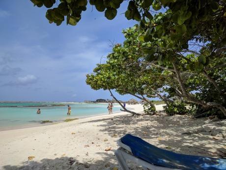 De paso por... Aruba