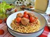 Espaguetis Albóndigas Gennaro Contaldo}