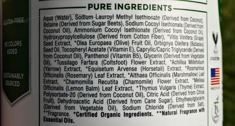 iHerb: Champú de semilla de uva y aceite de oliva de Petal Fresh para cabello seco y dañado
