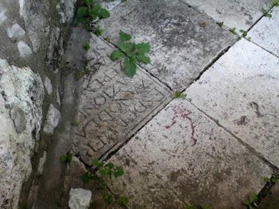 sepulturas sepultadas