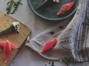 Conos salados palitos surimi snow crab