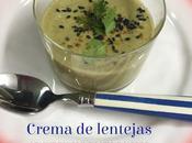 Crema Lentejas Curry Leche Coco