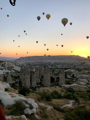 De cómo Cappadocia me ayudó con la enigmática Estambul.