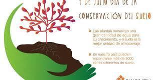 DÍA MUNDIAL DE LA CONSERVACIÓN DEL SUELO 7 DE JULIO