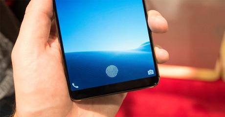 Los sensores de huellas de smartphones tomarán su temperatura