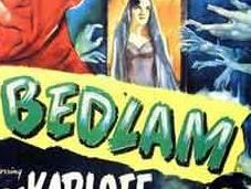 Bedlam, hospital psiquiatrico bedlam (1946)