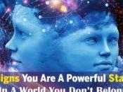 señales eres poderoso Starseed mundo perteneces
