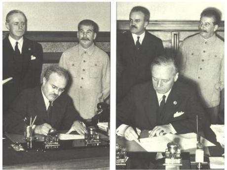 PASOS HACIALA II GUERRA MUNDIAL (IX): EL PACTO GERMANO-SOVIÉTICO