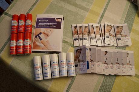 Noxzema Productos de afeitado con Trnd