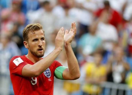 Harry Kane, estrella de Inglaterra