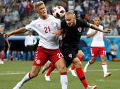 Rusia 2018 Croacia Dinamarca