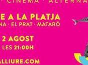 Cine verano aire libre, agenda toda programación Barcelona