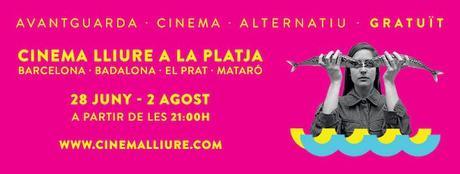 cine de verano en Barcelona cinema lliure